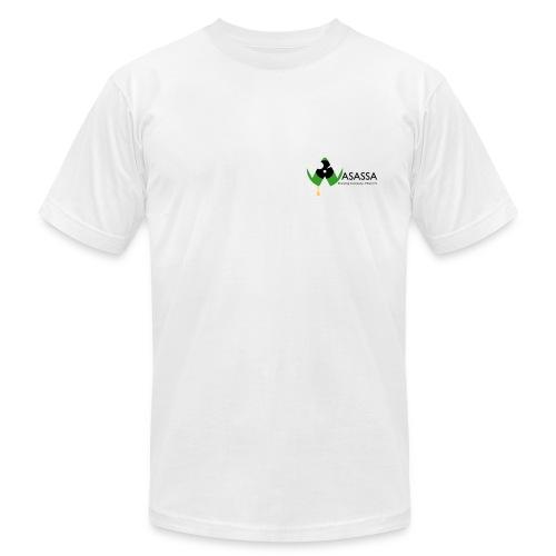 Wasassa Brewing Staff Tee - Men's Fine Jersey T-Shirt