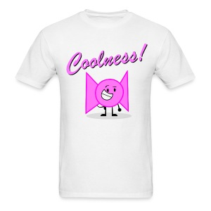 Men's Bow Coolness T-Shirt - Men's T-Shirt