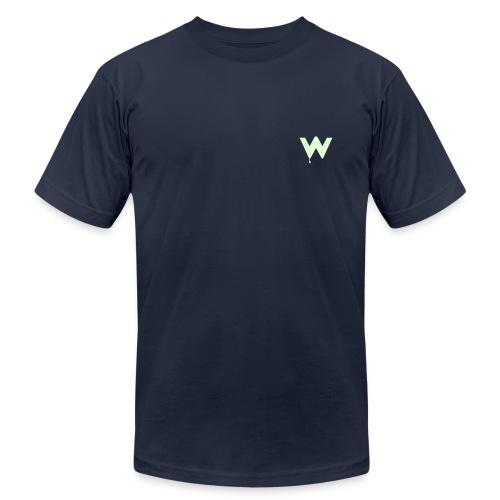 Wasassa Glow in the Dark Tee - Men's Fine Jersey T-Shirt