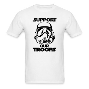 SUPPORT THEM TODAY - Men's T-Shirt