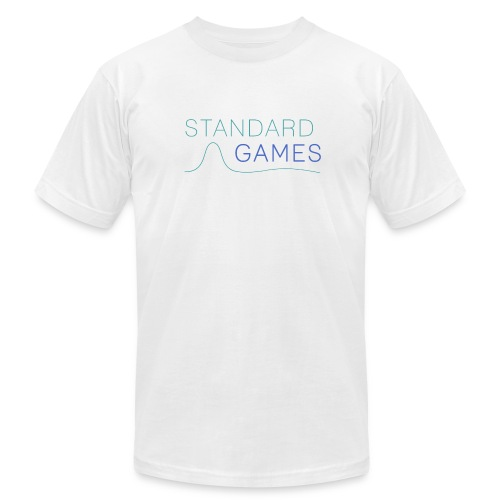 StandardGames - Men's - Men's Fine Jersey T-Shirt