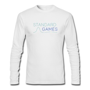 StandardGames - Long Sleeve - Men's Long Sleeve T-Shirt by Next Level