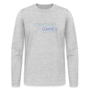 StandardGames - Long Sleeve - Men's Long Sleeve T-Shirt by Next Level