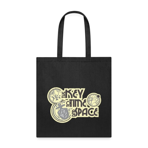 Doctor Who: The Key to Time and Space - Tote Bag