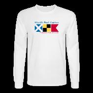 Long Sleeve Shirts ~ Men's Long Sleeve T-Shirt ~ World's Best Captain -- Long-sleeve