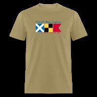 T-Shirts ~ Men's T-Shirt ~ World's Best Captain