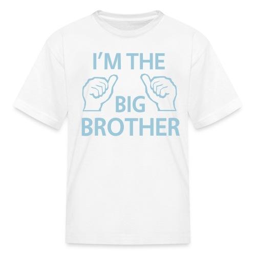 Big Brother, boss - Kids' T-Shirt