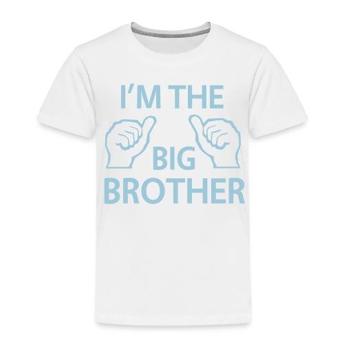 Big brother (toddler) - Toddler Premium T-Shirt