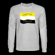 Long Sleeve Shirts ~ Men's Long Sleeve T-Shirt ~ Garifuna Forever -- Long-sleeve shirt
