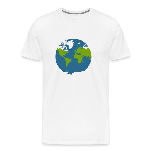 Planet Earth - Men's Premium T-Shirt