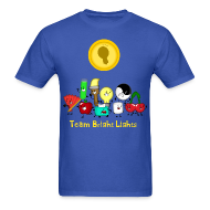 T-Shirts ~ Men's T-Shirt ~ Men's Bright Lights T-Shirt