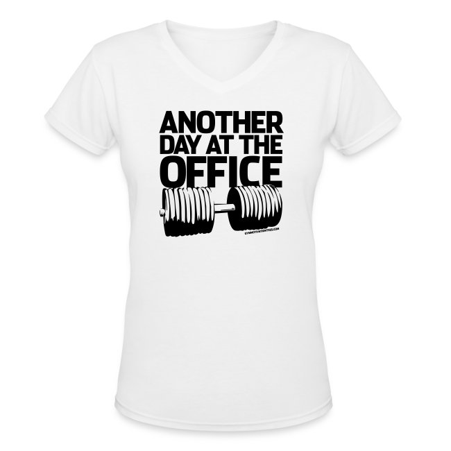 Another day at the office | womens tee