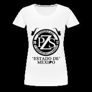 T-Shirts ~ Women's Premium T-Shirt ~ PZS 'Estado De Mx'   Dama
