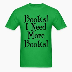 Book Lover Reader Funny T-Shirts