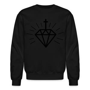 God Over Money - Crewneck Sweatshirt