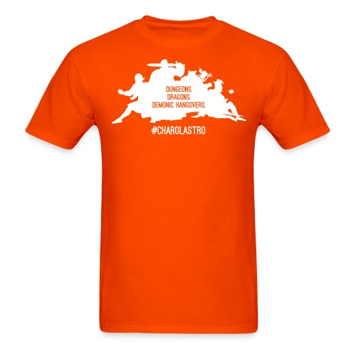 Charolastro T-Shirt - Men's T-Shirt