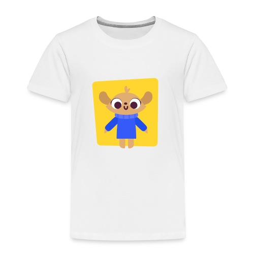 Toddler's Scout Tee - Toddler Premium T-Shirt