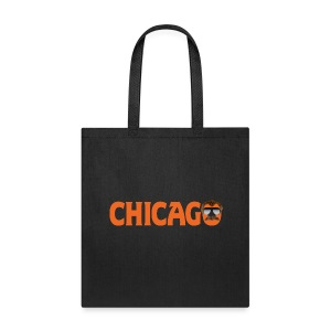 Chicago Ol' Coach - Tote Bag