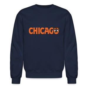 Chicago Ol' Coach - Crewneck Sweatshirt