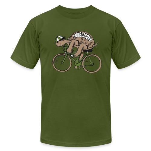 Leonard Nitz's Musette -Men's   --- NEW - Men's Fine Jersey T-Shirt