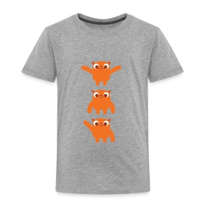 Toddler's Gorbie Totem Tee - Toddler Premium T-Shirt