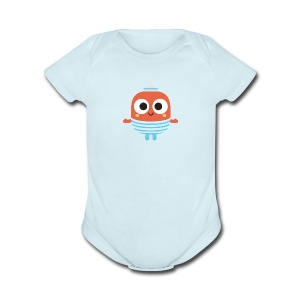 Baby's Marco One Piece - Short Sleeve Baby Bodysuit