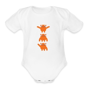 Baby's Gorbie One Piece - Short Sleeve Baby Bodysuit