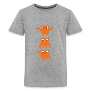 Kid's Gorbie Totem Tee - Kids' Premium T-Shirt