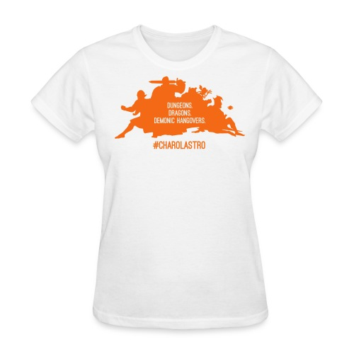 Girls Charolastra T-Shirt - Women's T-Shirt