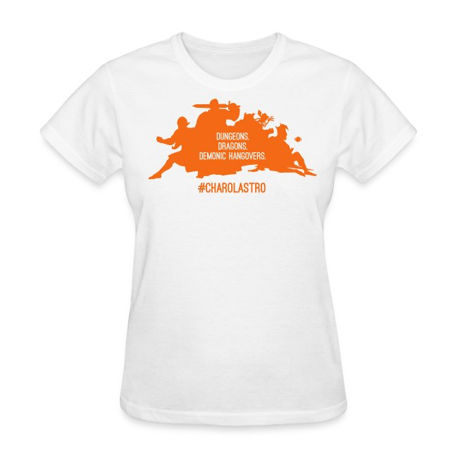 Girls Charolastra T-Shirt