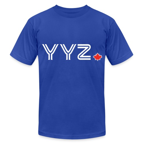 YYZ Leaf Tee - Men's  Jersey T-Shirt