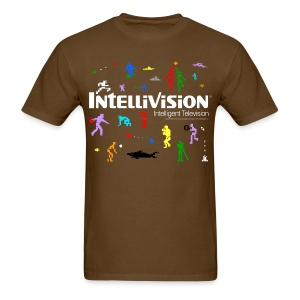 Intellivision – standard shirt - Men's T-Shirt