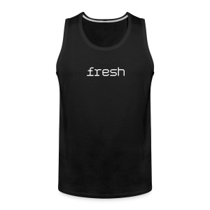fresh muscle tank - Men's Premium Tank