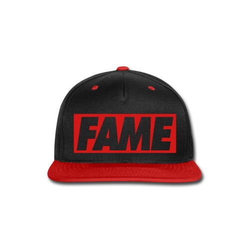 Hiigh Fame Snapback - Snap-back Baseball Cap