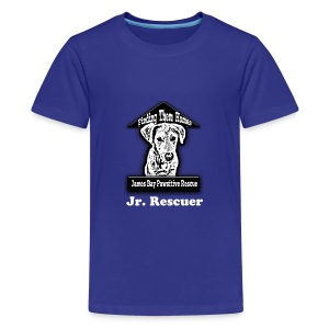 Kid's Jr. Rescuer T-Shirt - Kids' Premium T-Shirt