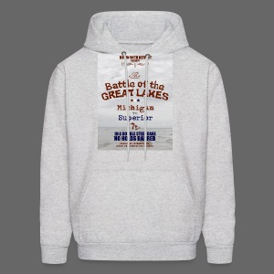 Battle of the Great Lakes - Men's Hoodie