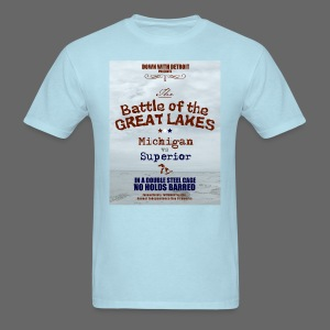 Battle of the Great Lakes - Men's T-Shirt