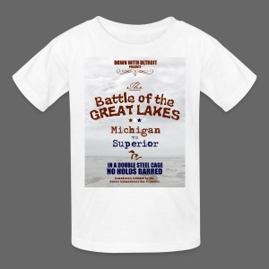 Battle of the Great Lakes - Kids' T-Shirt