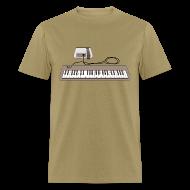 T-Shirts ~ Men's T-Shirt ~ Vintage Gear