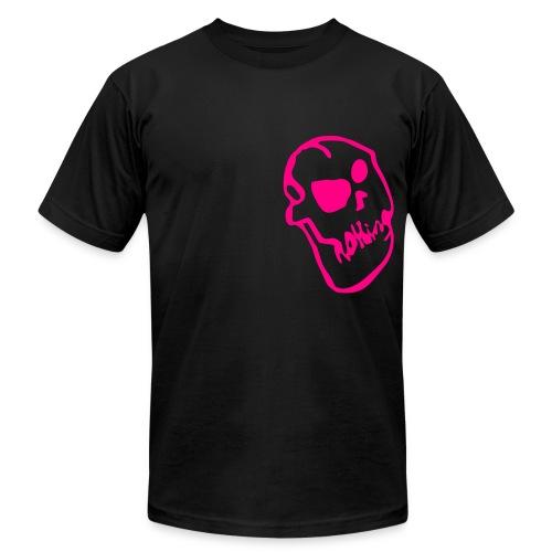 Nothing Skull - Men's Fine Jersey T-Shirt