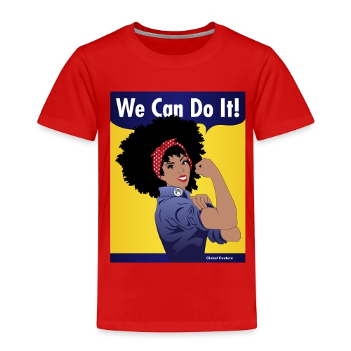 Naturally Revolutionary (kids) - Toddler Premium T-Shirt