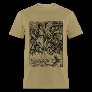 T-Shirts ~ Men's T-Shirt ~ St. Michael & the Dragon