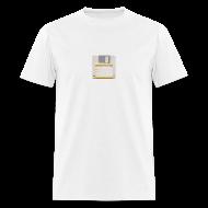 T-Shirts ~ Men's T-Shirt ~ Apple Format