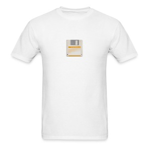 Apple Format - Men's T-Shirt