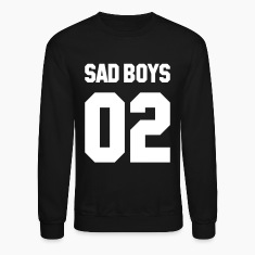 SAD BOYS Long Sleeve Shirts