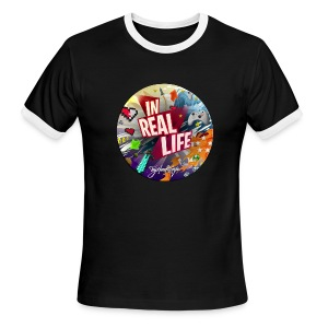In Real Life Album Men's Shirt - Men's Ringer T-Shirt
