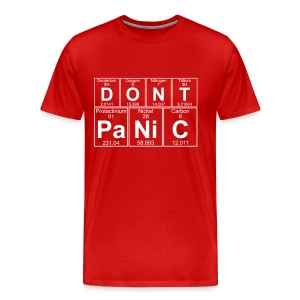 Don't Panic - Men's Premium T-Shirt
