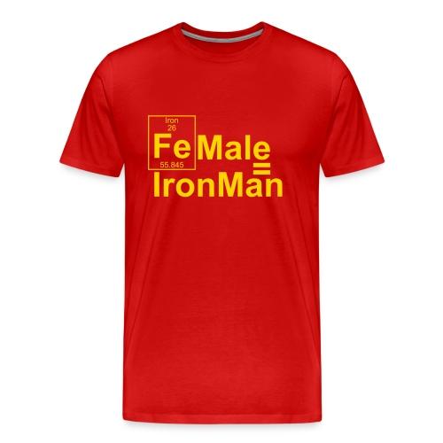 FE-male is IronMan
