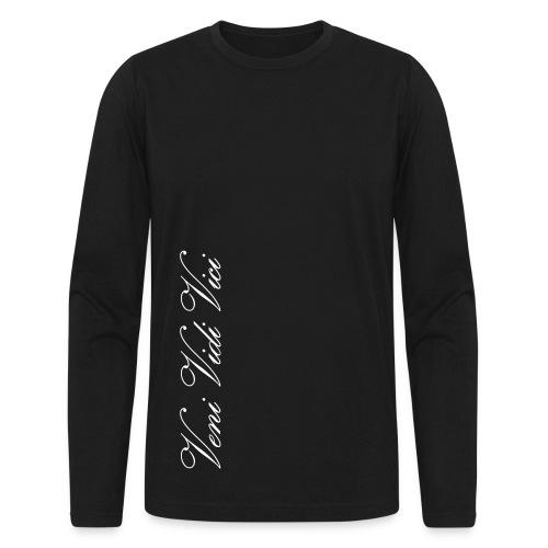 Long Sleeve T-Shirt Veni Vidi Vici - Men's Long Sleeve T-Shirt by Next Level