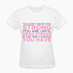 Breast Cancer Awareness Women's T-Shirts